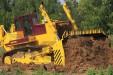 Бульдозер Четра Т-35 на стройку